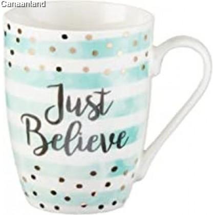 Coffee Mug - Just Believe, Mark 5:36