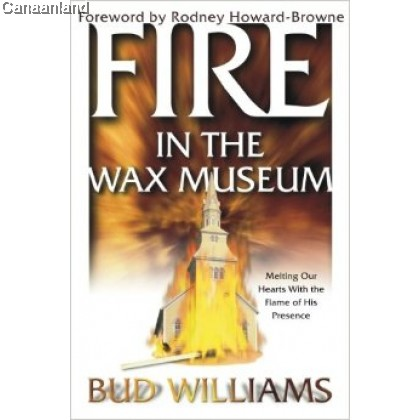 Fire in the Wax Museum: Melting Our Hearts With the Flame of His Presence [Bargain]