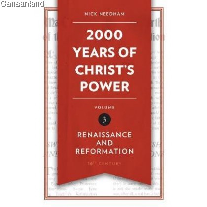 2,000 Years of Christ's Power Vol 3, Hardcover