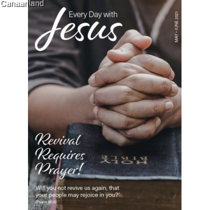 EDWJ - May-Jun 2021 (Every Day With Jesus)