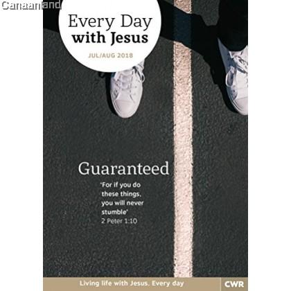EDWJ - Jul-Aug 2018 (Every Day With Jesus)