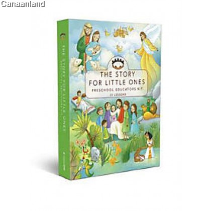The Story for Little Ones with DVD: Pres