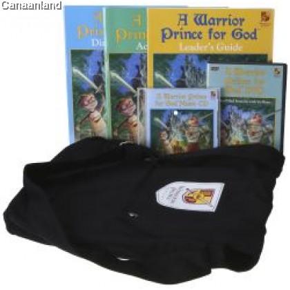 Warrior Prince for God Curriculum Kit