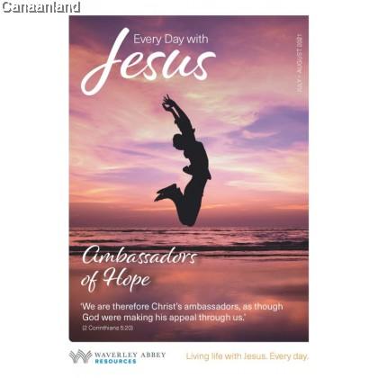 EDWJ - Jul-Aug 2021 (Every Day With Jesus)