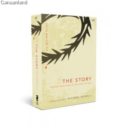 The Story Teen Edition with DVD: Youth K