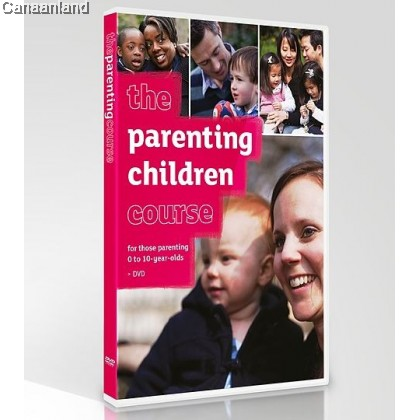 The Parenting Children Course - DVD + Guide - English [Bargain]