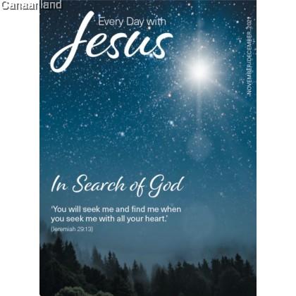 EDWJ - Nov-Dec 2021 (Every Day With Jesus)