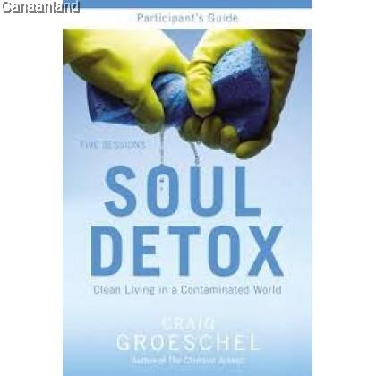 Soul Detox Participant's Guide with DVD