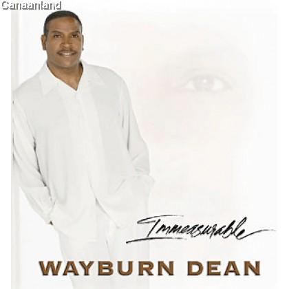 Wayburn Dean - Immeasurable