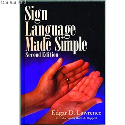 Sign Language Made Simple, 2nd Ed (bk)