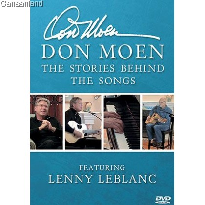 Don Moen - The Stories Behind the Songs, DVD