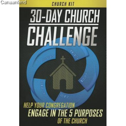 30-Day Church Challenging Campaign Kit