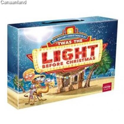 'Twas the Light Before Christmas Kit