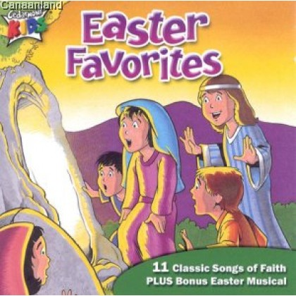 Cedarmont Kids - Easter Favorites