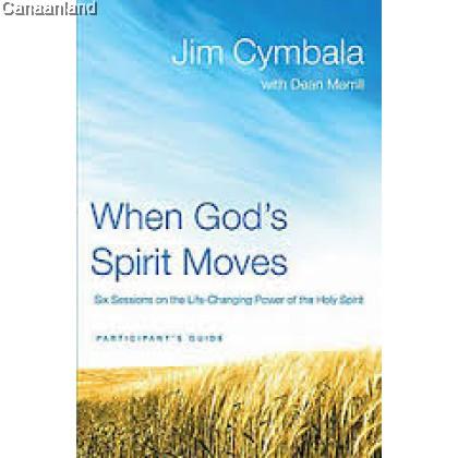 When God's Spirit Moves P.Guide w DVD