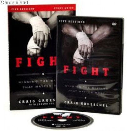 Fight - Study Guide With DVD