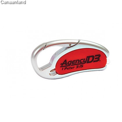 VBS 2014 - Special Agent Carabiner
