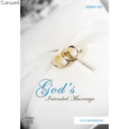 God's Intended Marriage (4CDs & Workbook