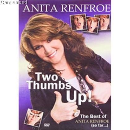Anita Renfroe - Two Thumbs Up DVD