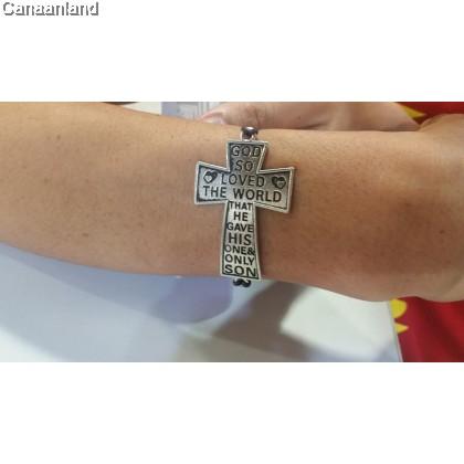 OT - Bracelet Word Cross