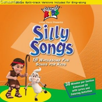 Cedarmont Kids - Silly Songs