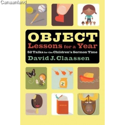 Object Lessons for a Year (POD)