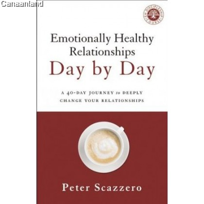 Emotionally Healthy Relationships Day by Day, Devotional Book