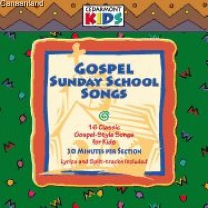 Cedarmont Kids - Gospel Sunday School Songs