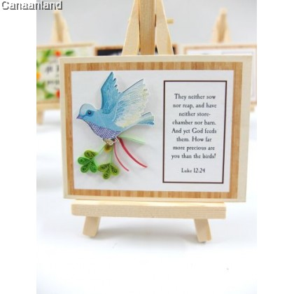 Quilljoy - Mini Standee - Bird