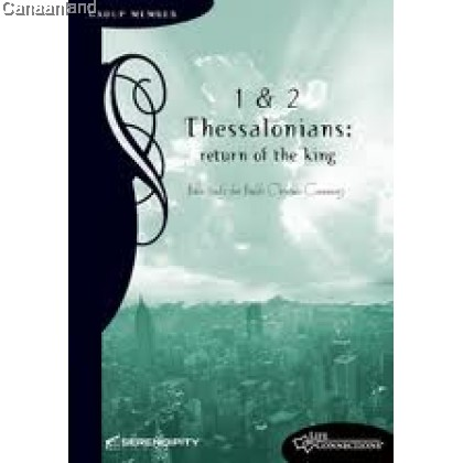 1 & 2 Thessalonians: Return of the King Member Book