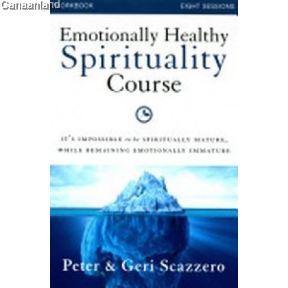 Emotionally Healthy Spirituality, Workbook (Out of Print)