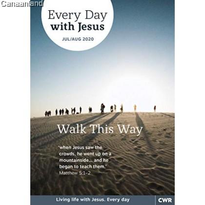 EDWJ - Jul-Aug 2020 (Every Day With Jesus)