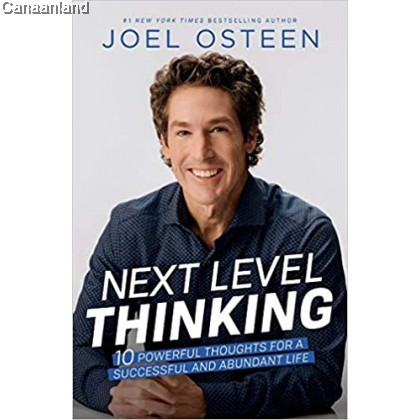 Next Level Thinking: 10 Powerful Thoughts for a Successful and Abundant Life, Hardcover