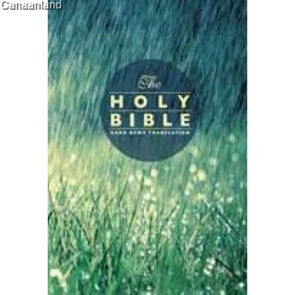 Good News Bible, Paperback (Green)