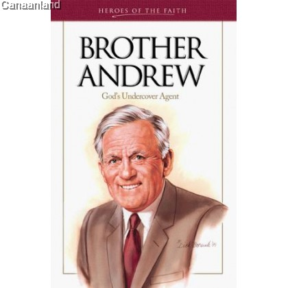Brother Andrew - God's Undercover (bk)
