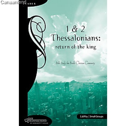 1 & 2 Thessalonians: Return of the King Leader Guide