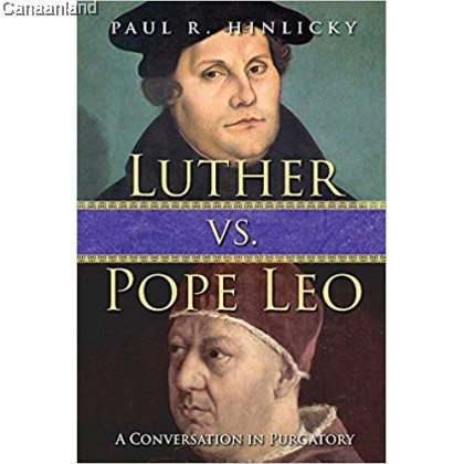 Luther vs. Pope Leo (bk)