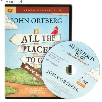 All the Places to Go .. - DVD